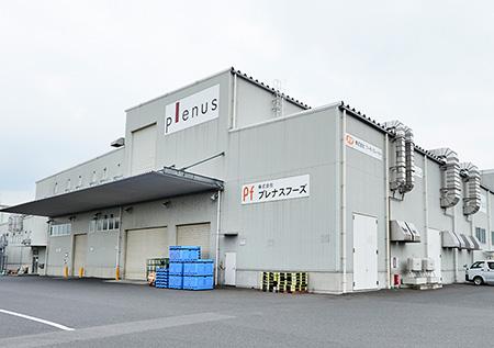 関東工場 漬け込みライン